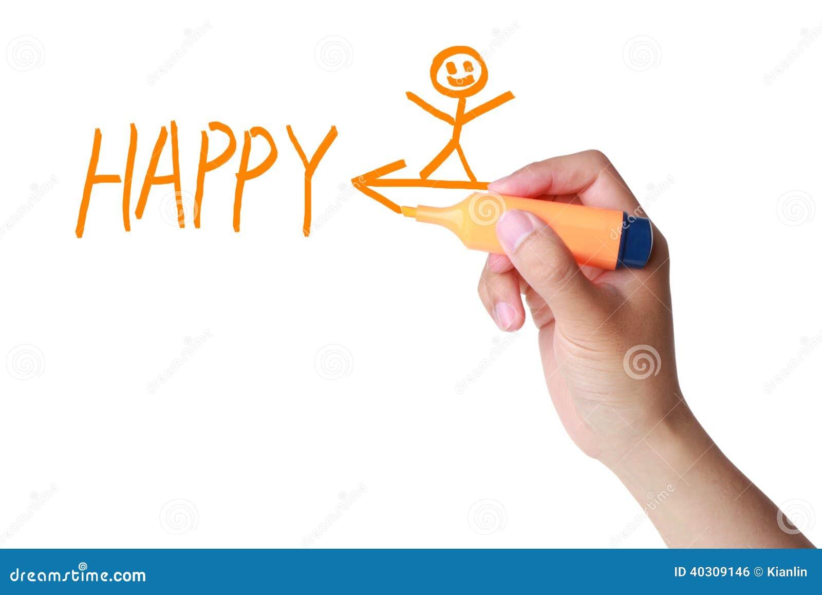 Soyez heureux maintenant