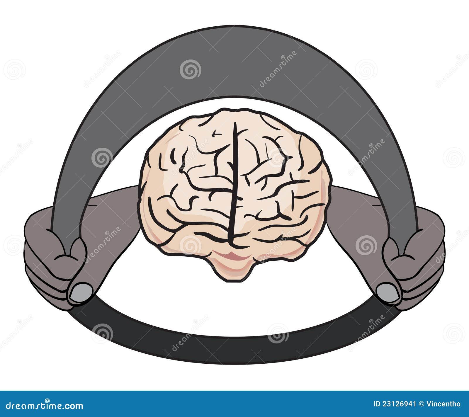 Soyez votre propre illustration de psychologie de gestionnaire