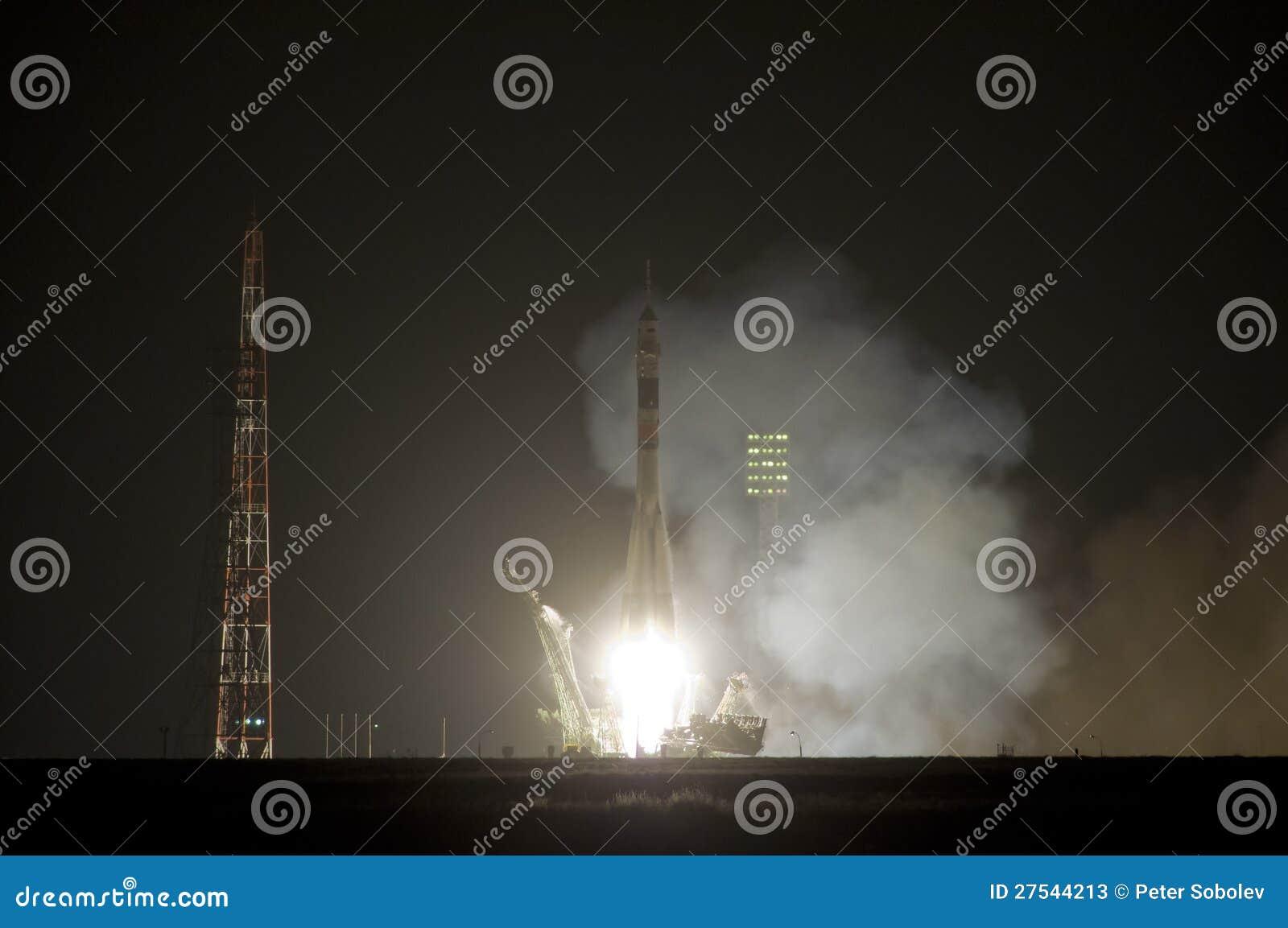 Soyuz太空火箭生成