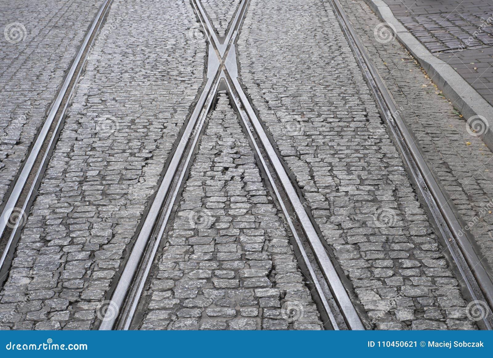 Spårvagnjärnvägar i Cracow