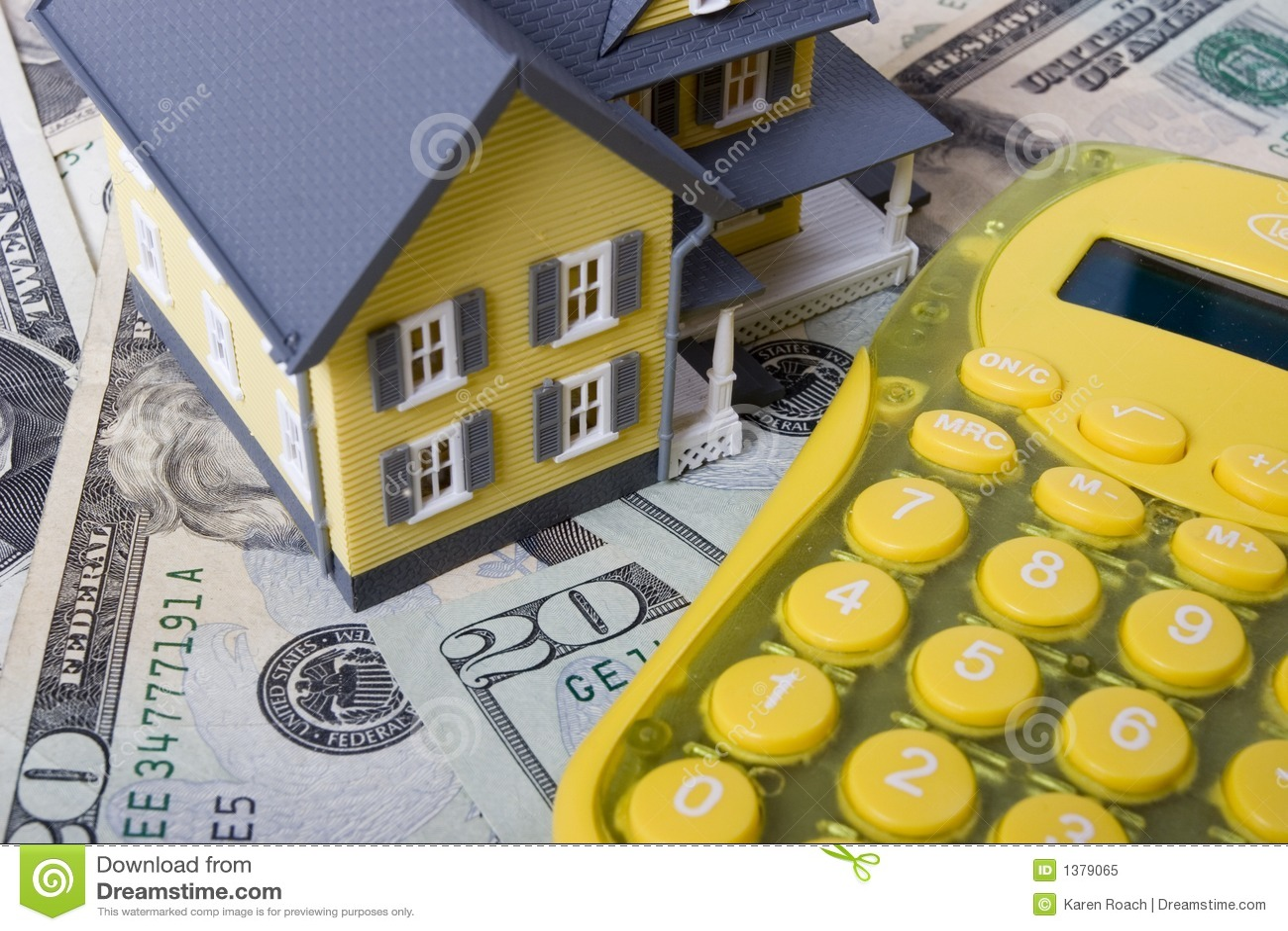 Spłata hipoteki.