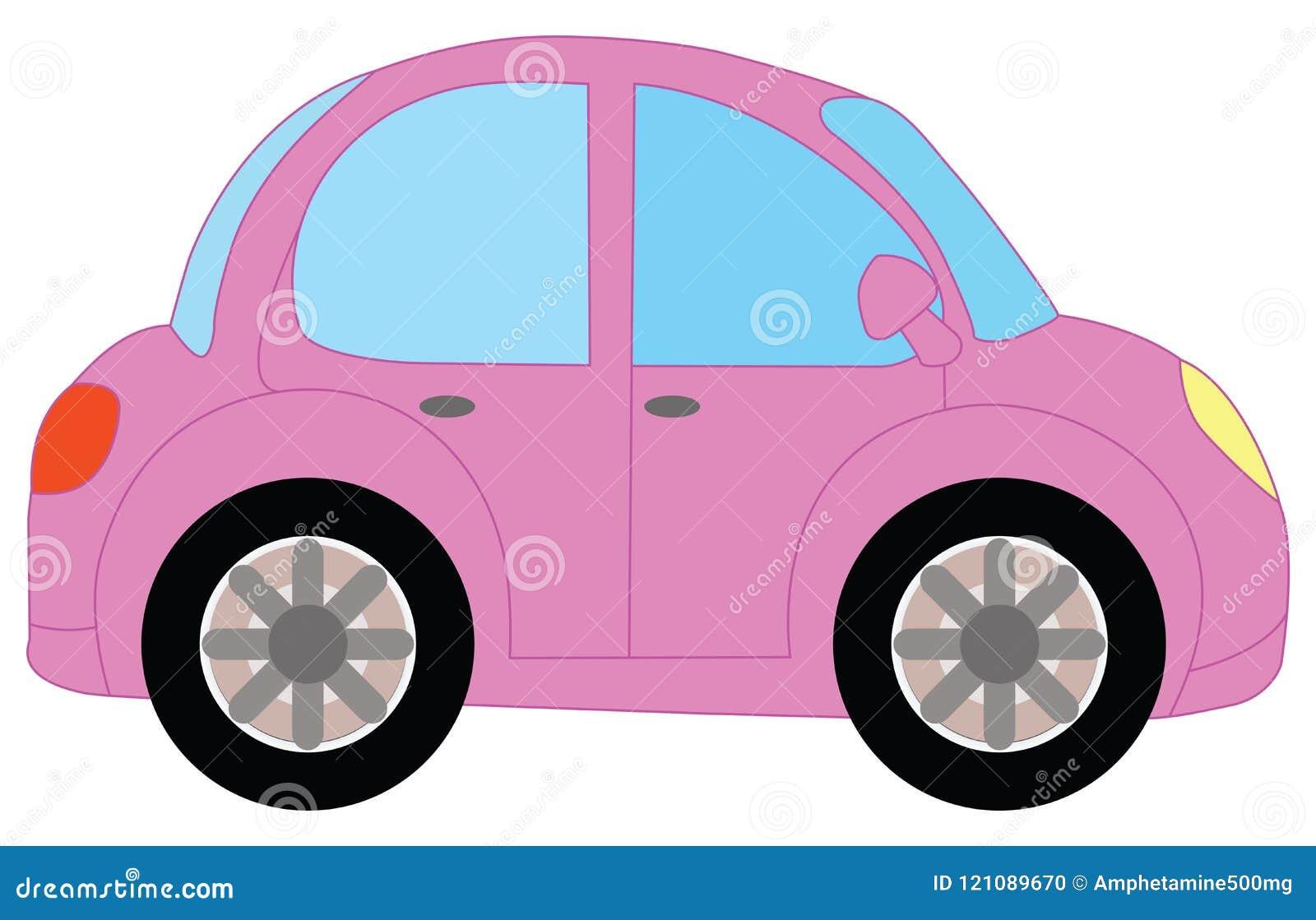 SP cor-de-rosa de Mazda 3