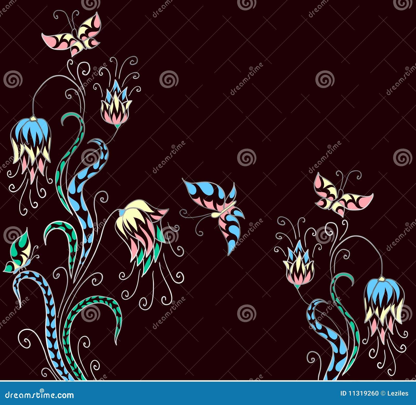 Spaßmosaikblumen
