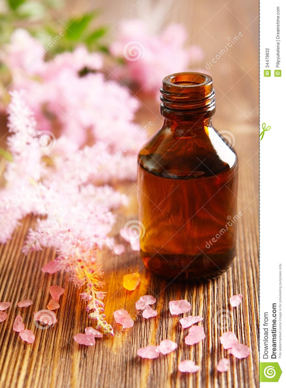 Spa Aromatherapy Stock Photography Image 34479832