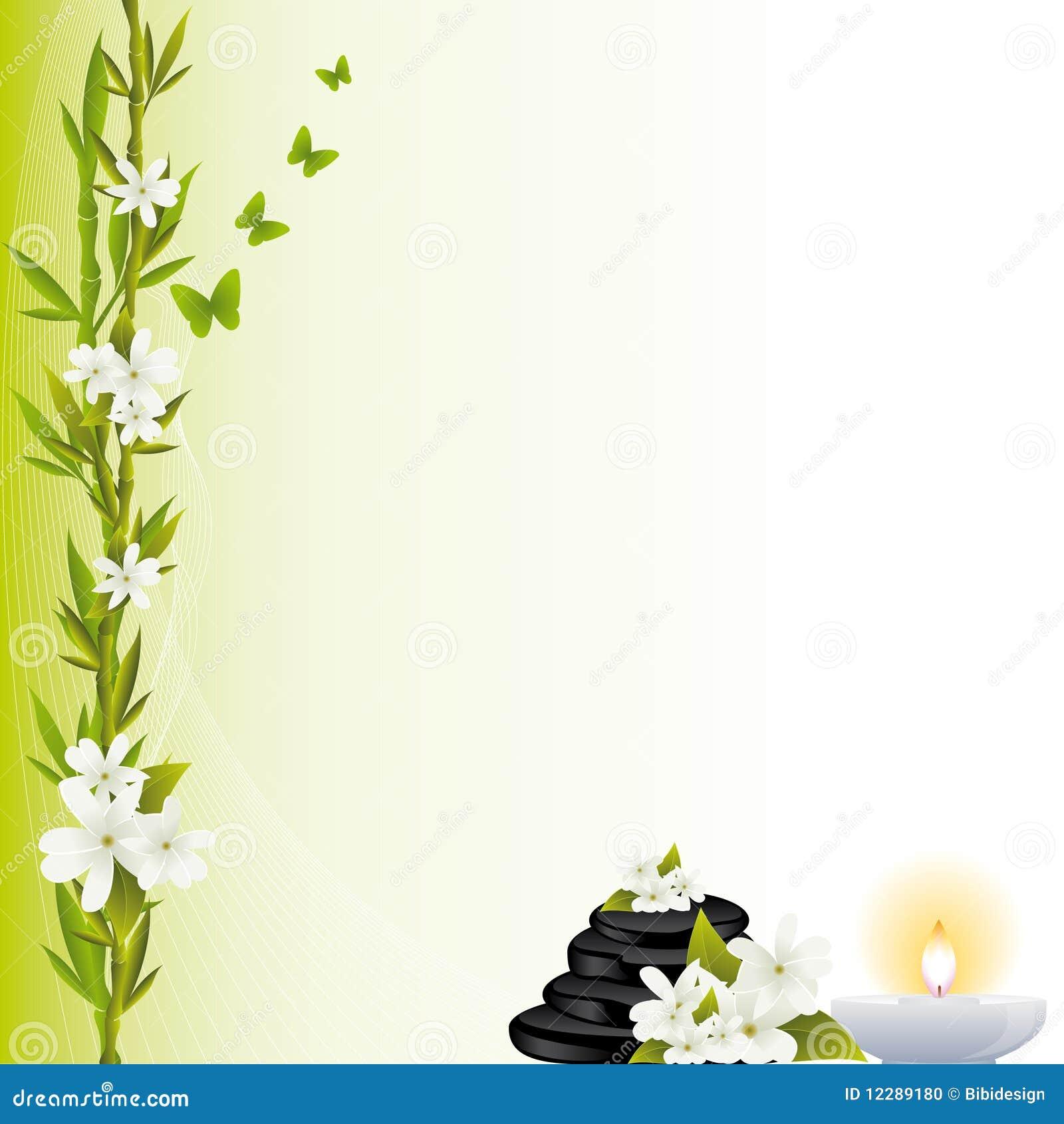 Spa Background Stock Photo Image 12289180