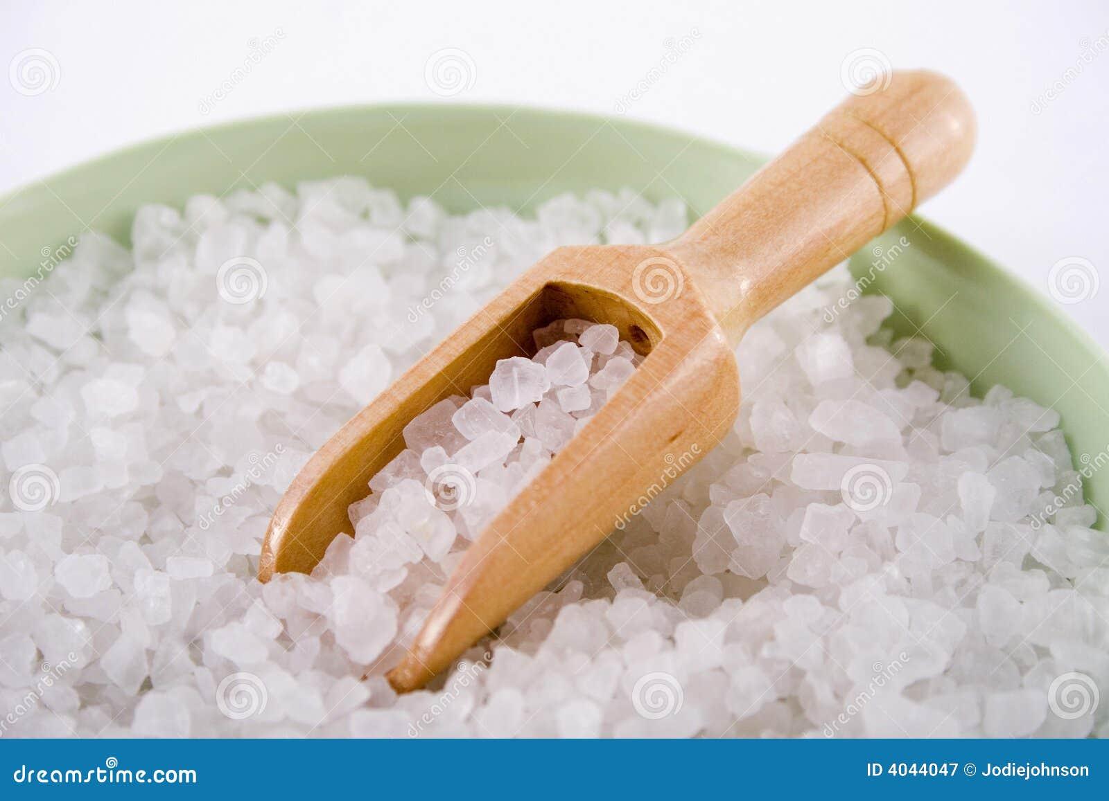 Spa bath salts