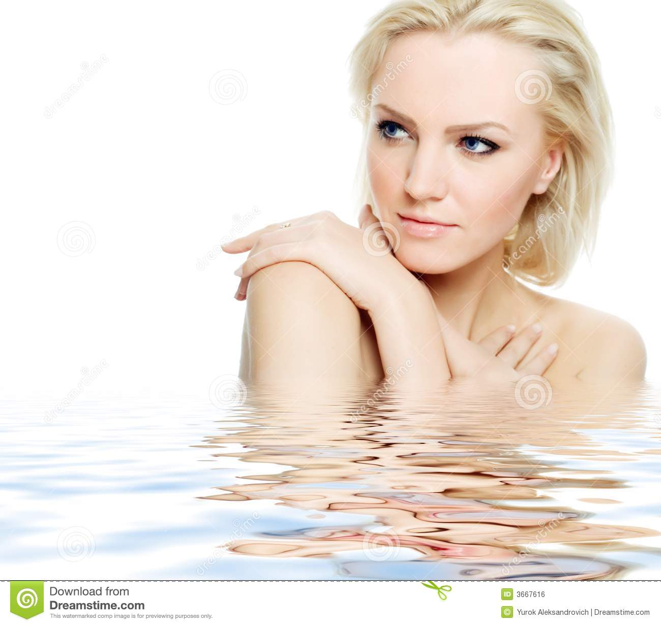 Spa Beauty Royalty Free Stock Image Image 3667616