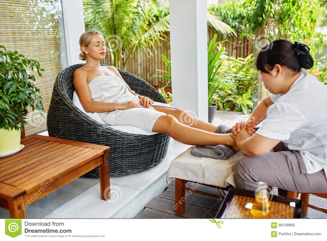 Take Time Hand And Foot Spa