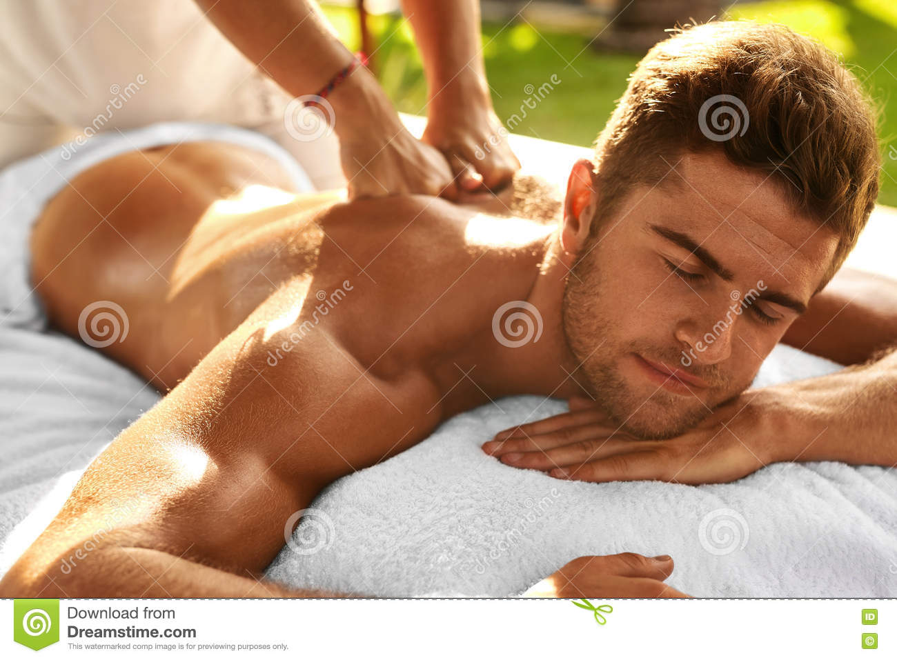 sexy massage photos