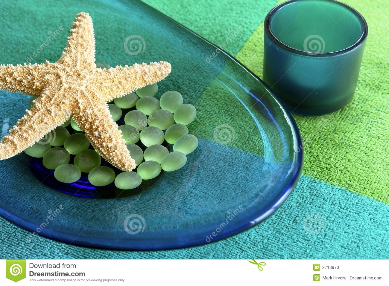 Spa Decor Stock Photo - Image: 2713970