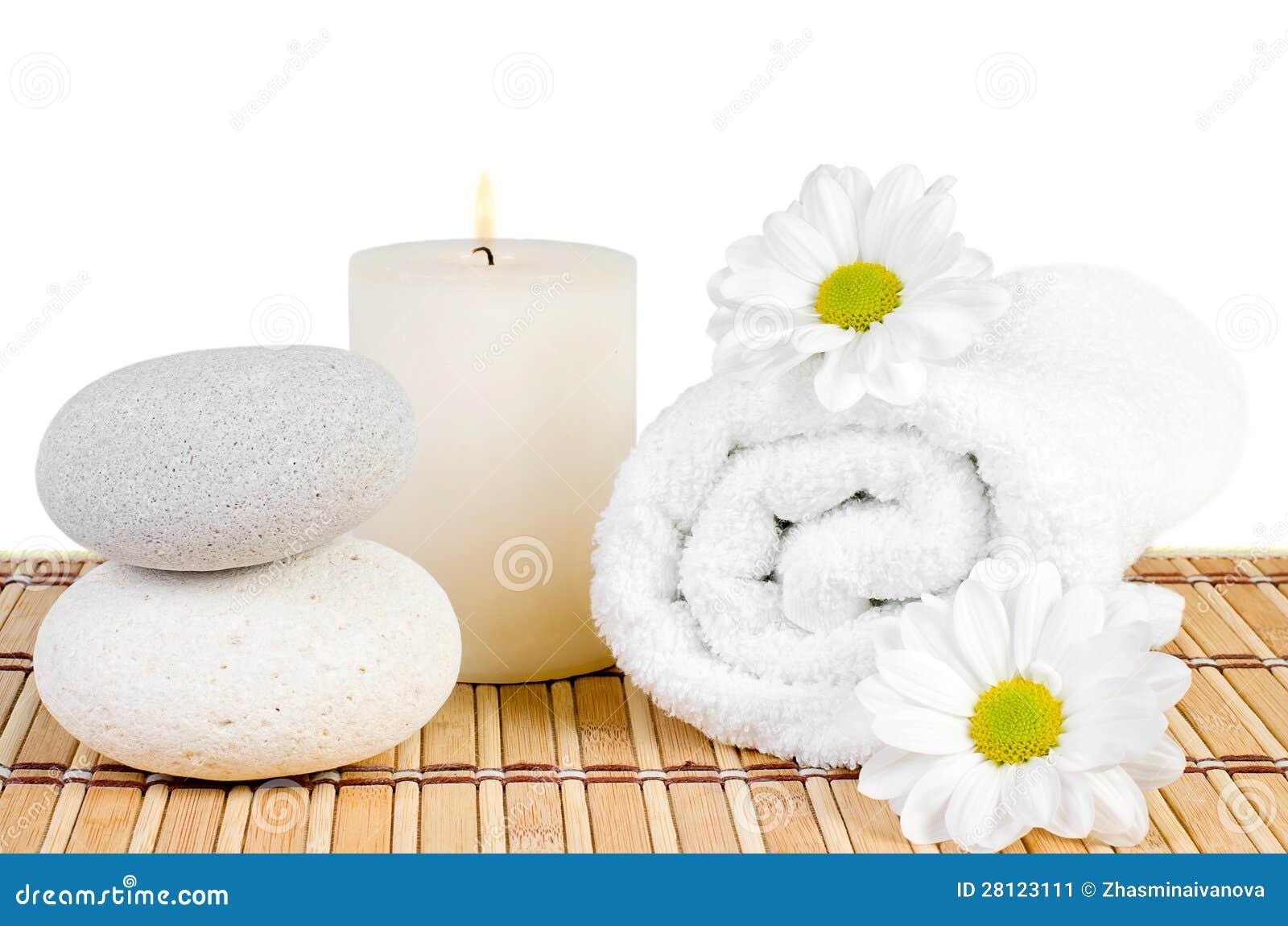 spa decoration stock image - image: 28123111