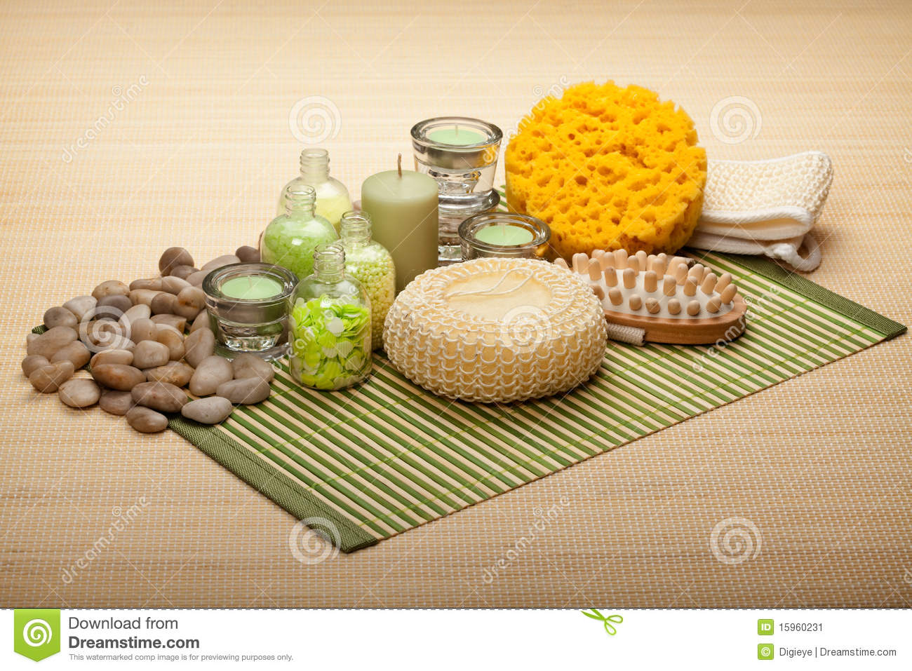 Spa equipment stock image image of product freshness for A and s salon supplies