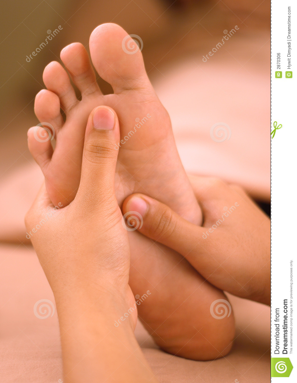 Foot spa business plan