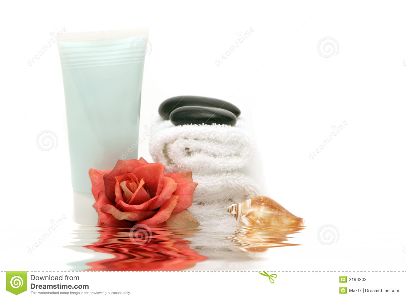 Spa Items Picture