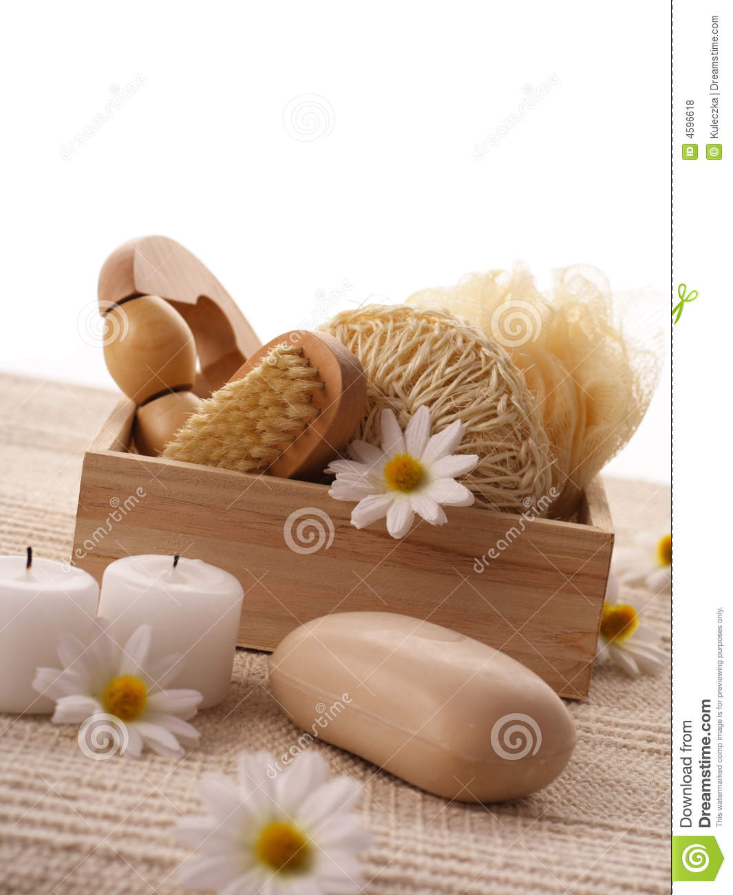 Spa Items Stock Photo, Picture And Royalty Free Image. Image 672819.