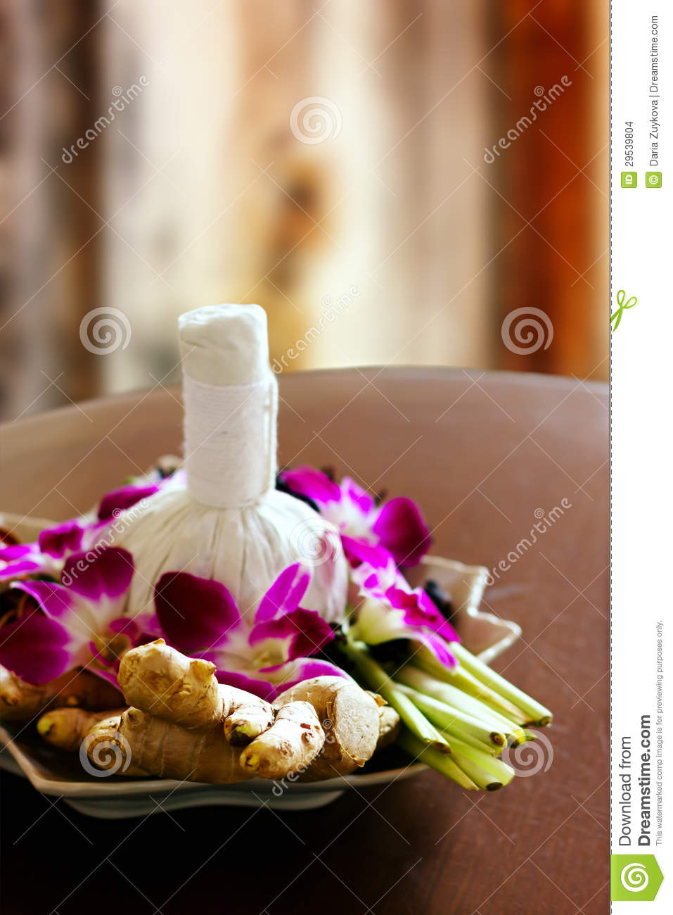 Spa massage decoration stock images image 29539804 - Decoratie spa ...