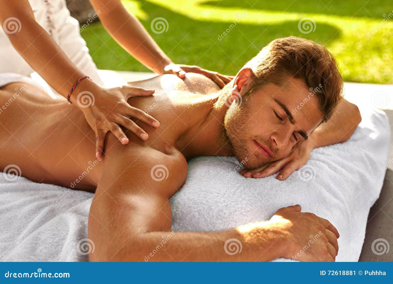 Man To Man Gay Massage
