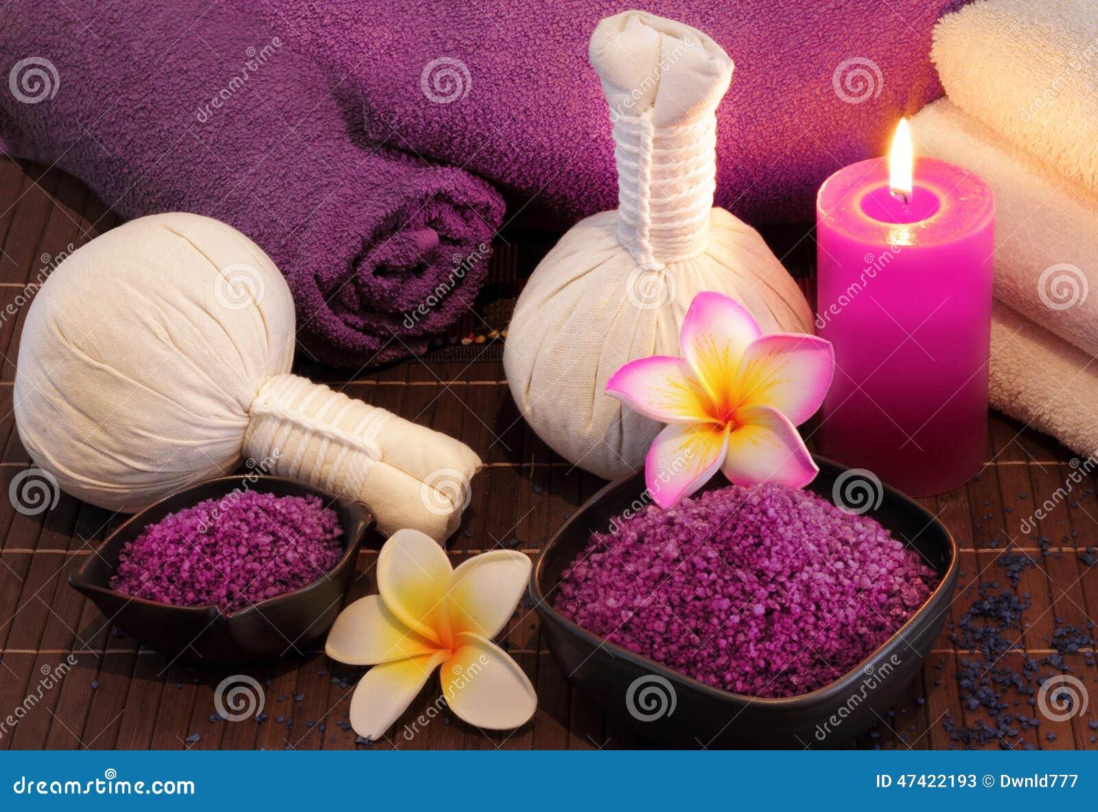 Spa massageinställning