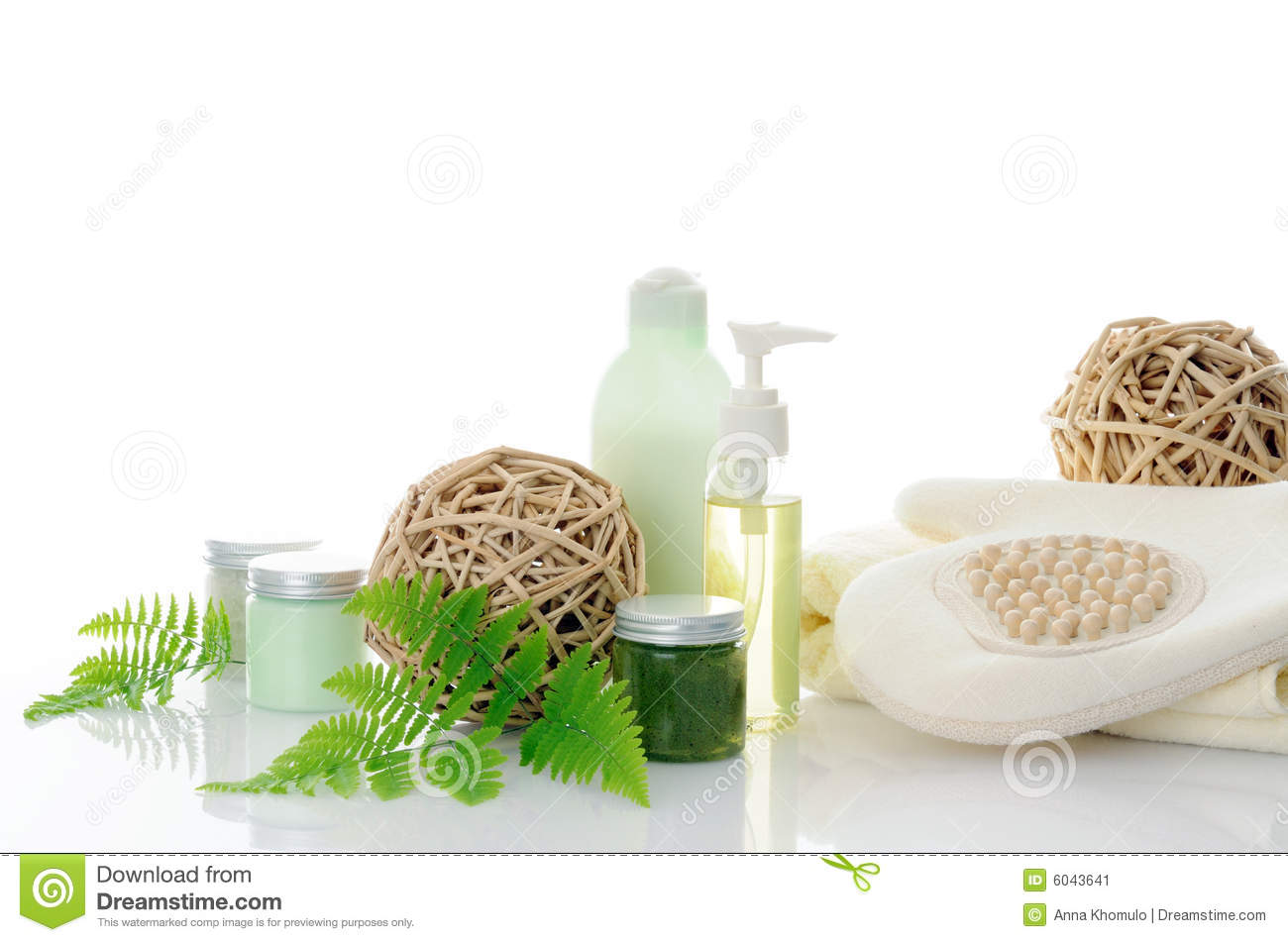spa background bodycare preview herbal lotion dreamstime