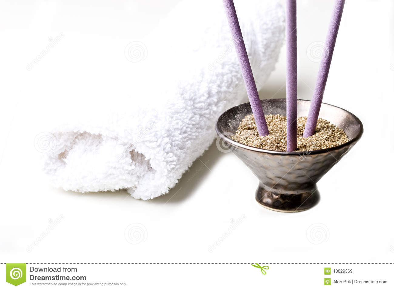 Royalty-Free Stock Photo. Download Spa Relaxing Items ...