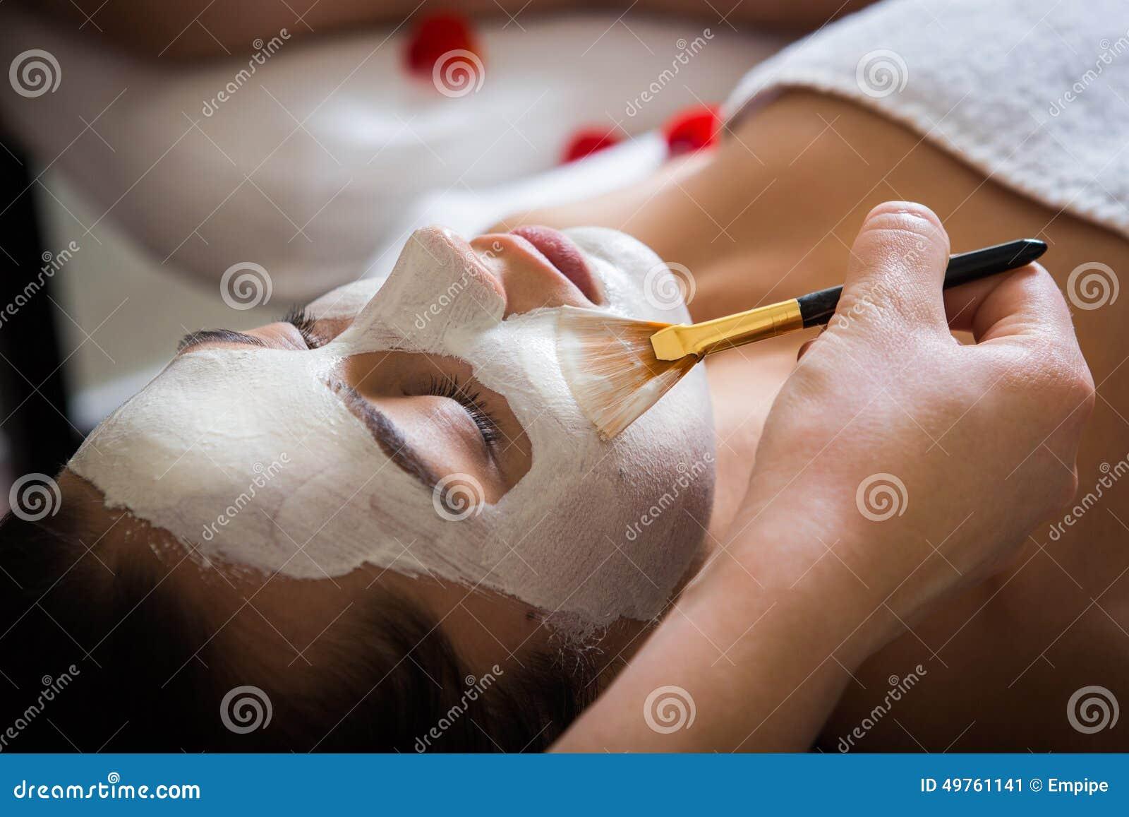 Spa salon stock photo image 49761141 for Salon spa 2