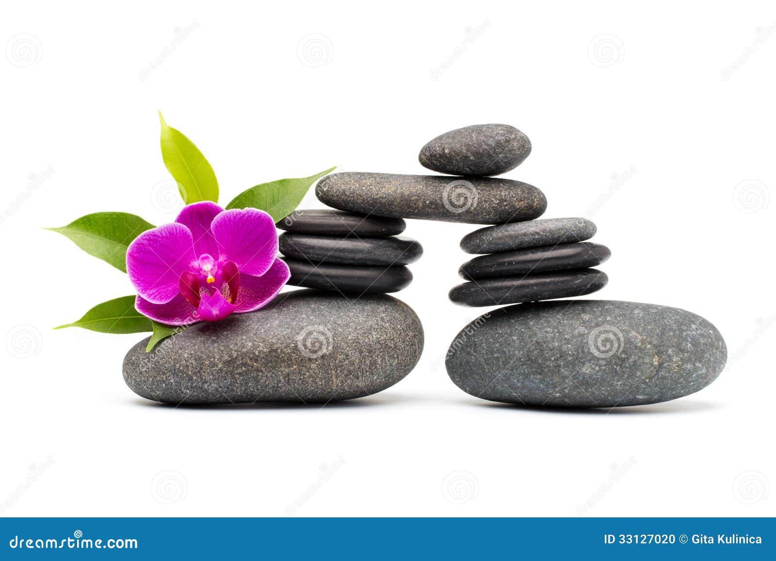 Spa Stones. Stock Photo - Image: 33127020