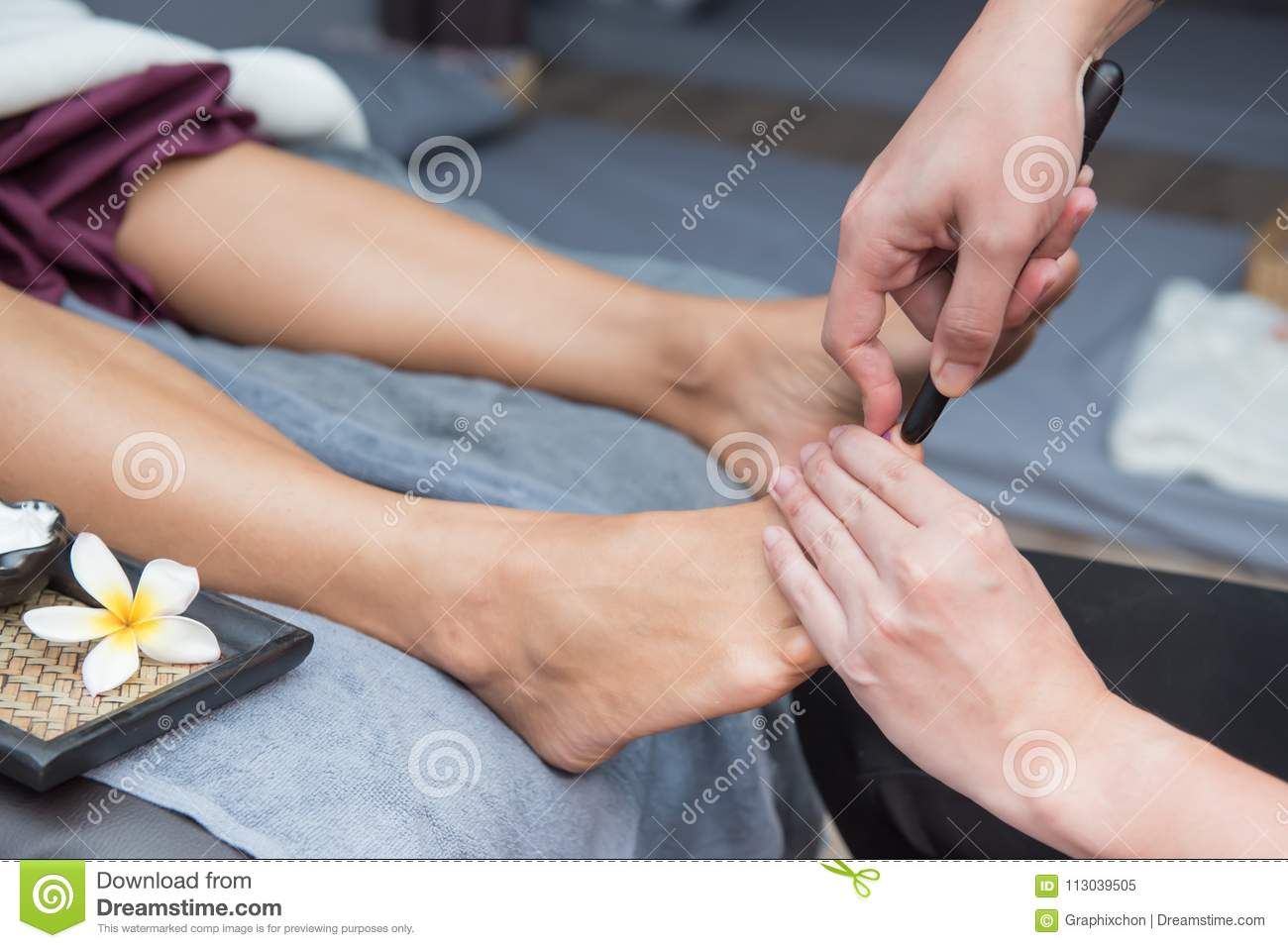 spa-thai-foot-massage-spa-thai-foot-massage-beautiful-women-relaxing-healthy-aromatherapy-113039505 The Way Massage Can Lower Stress And Improve Your Quality of Life