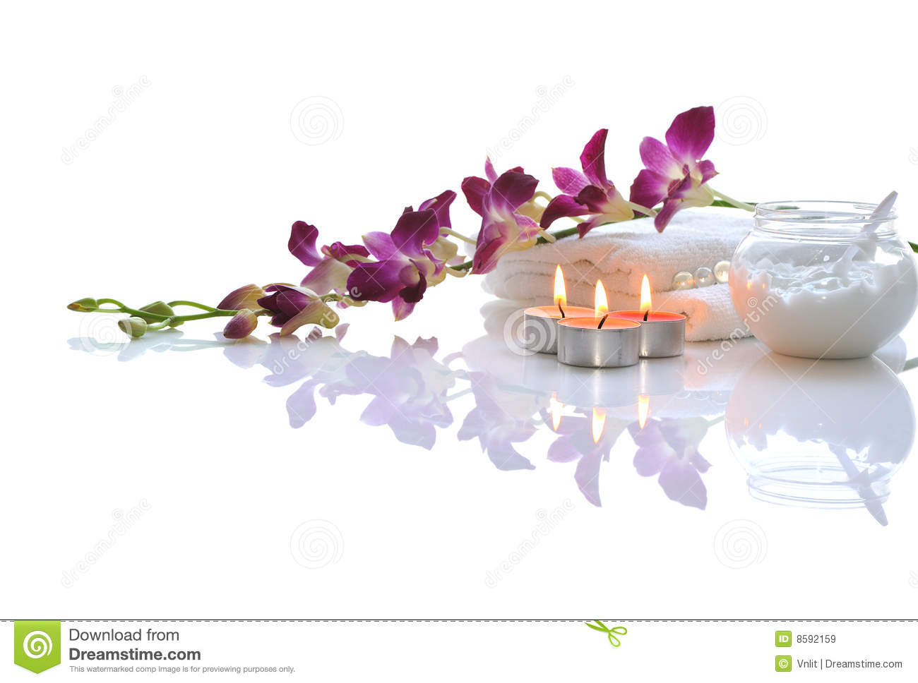 Spa Theme Royalty Free Stock Images - Image: 8592159