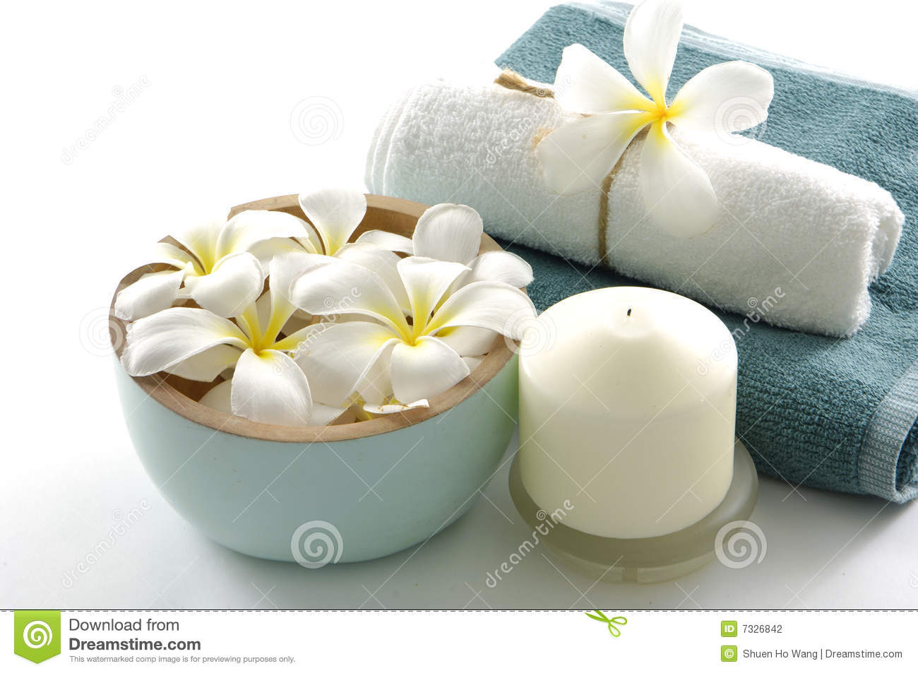 Spa Treatment Stock Photography - Image: 7326842