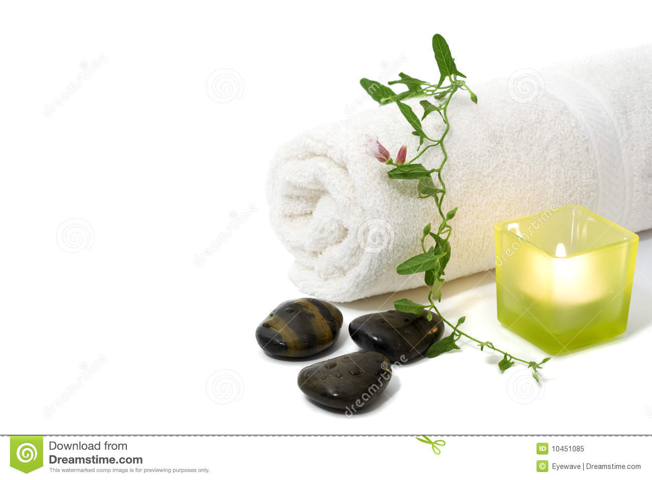 Spa and wellness still-life