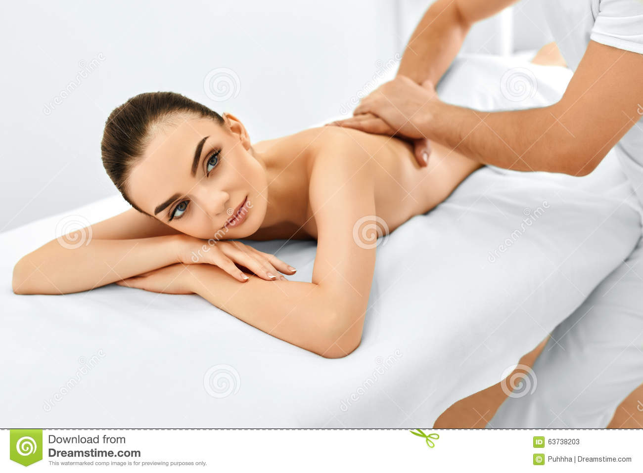 Spa procedure royalty free stock image 20280898 - Salon massage body body paris ...