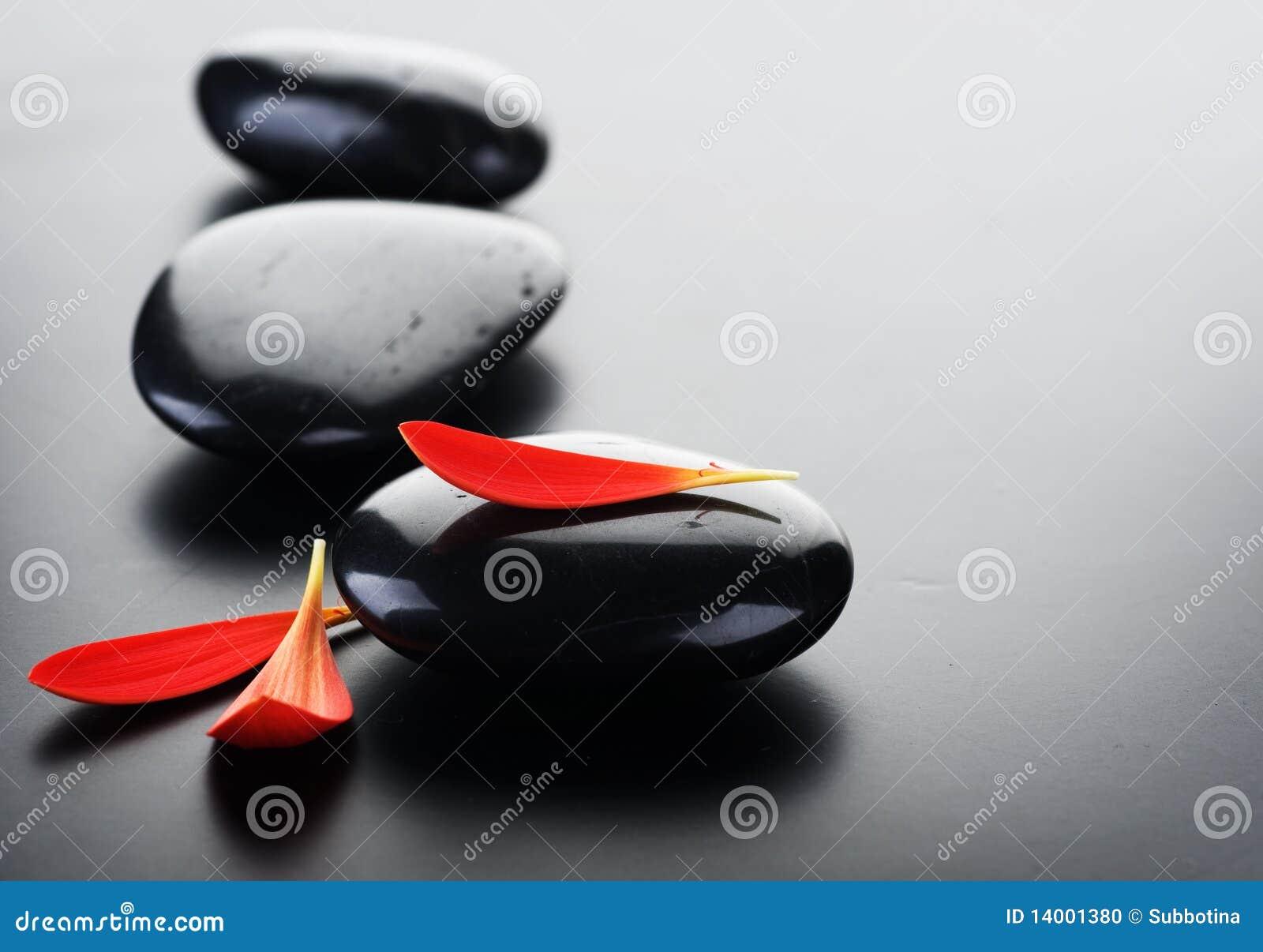 Spa Zen Stones