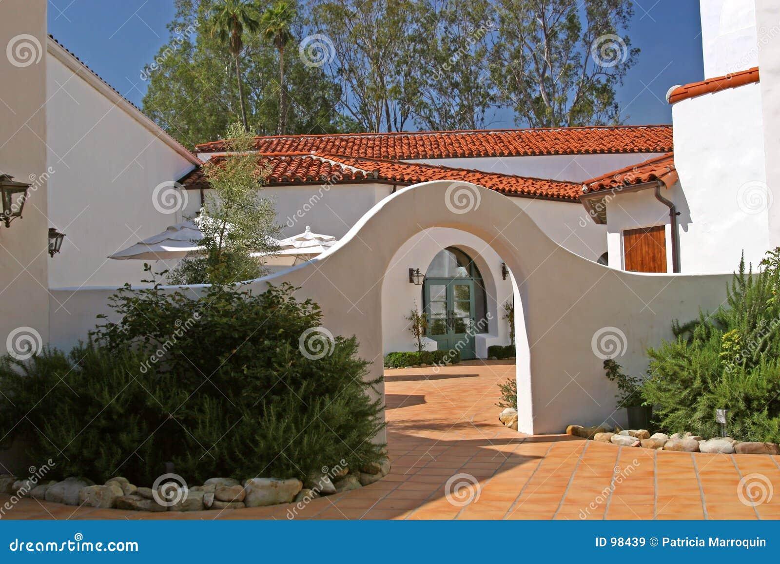 Spaanse Binnenplaats
