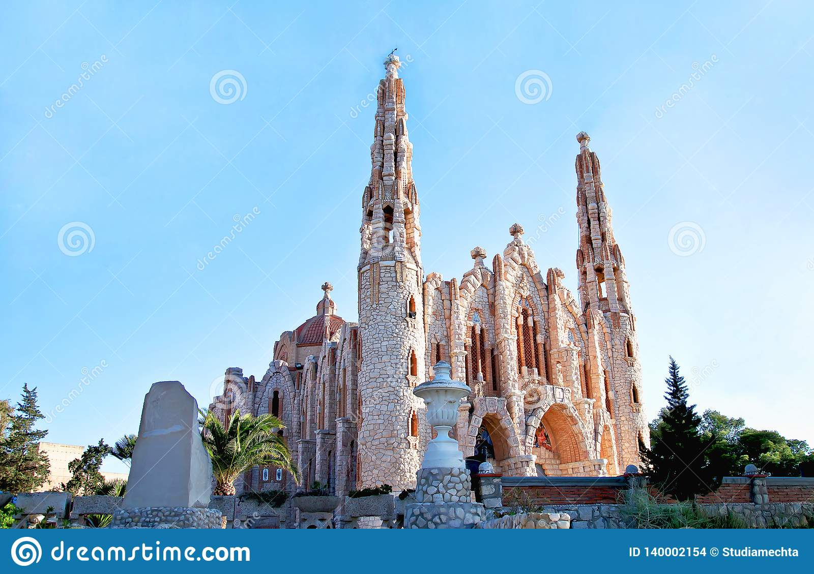 Spaanse tempel