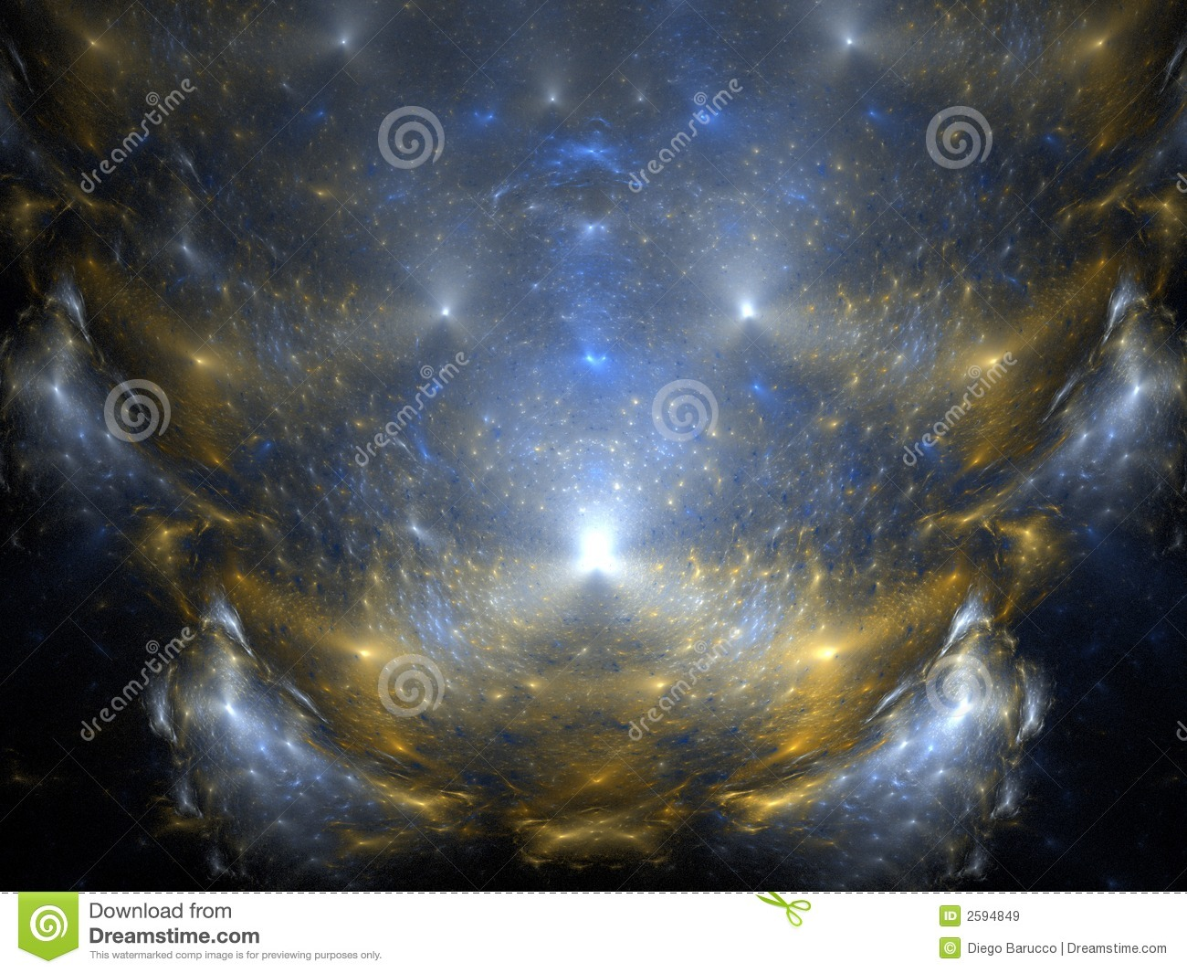Space Creation Royalty Free Stock Images - Image: 2594849
