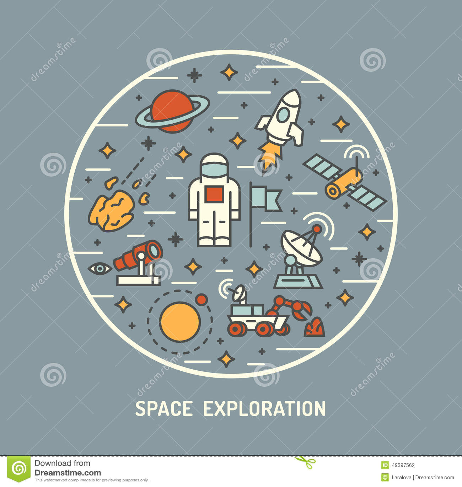 space exploration clipart - photo #40