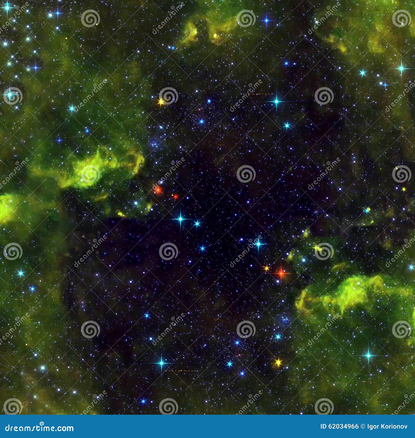 landscape space nebula - photo #16
