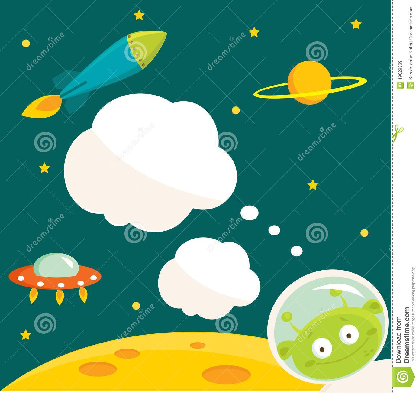 In Space Party Invitation Royalty Free Images Image 19029839 – Space Party Invitation