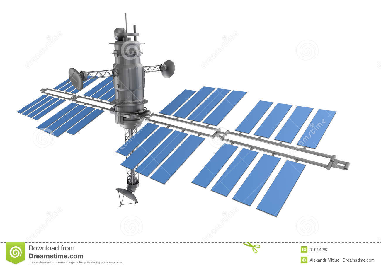 space station clipart - photo #17