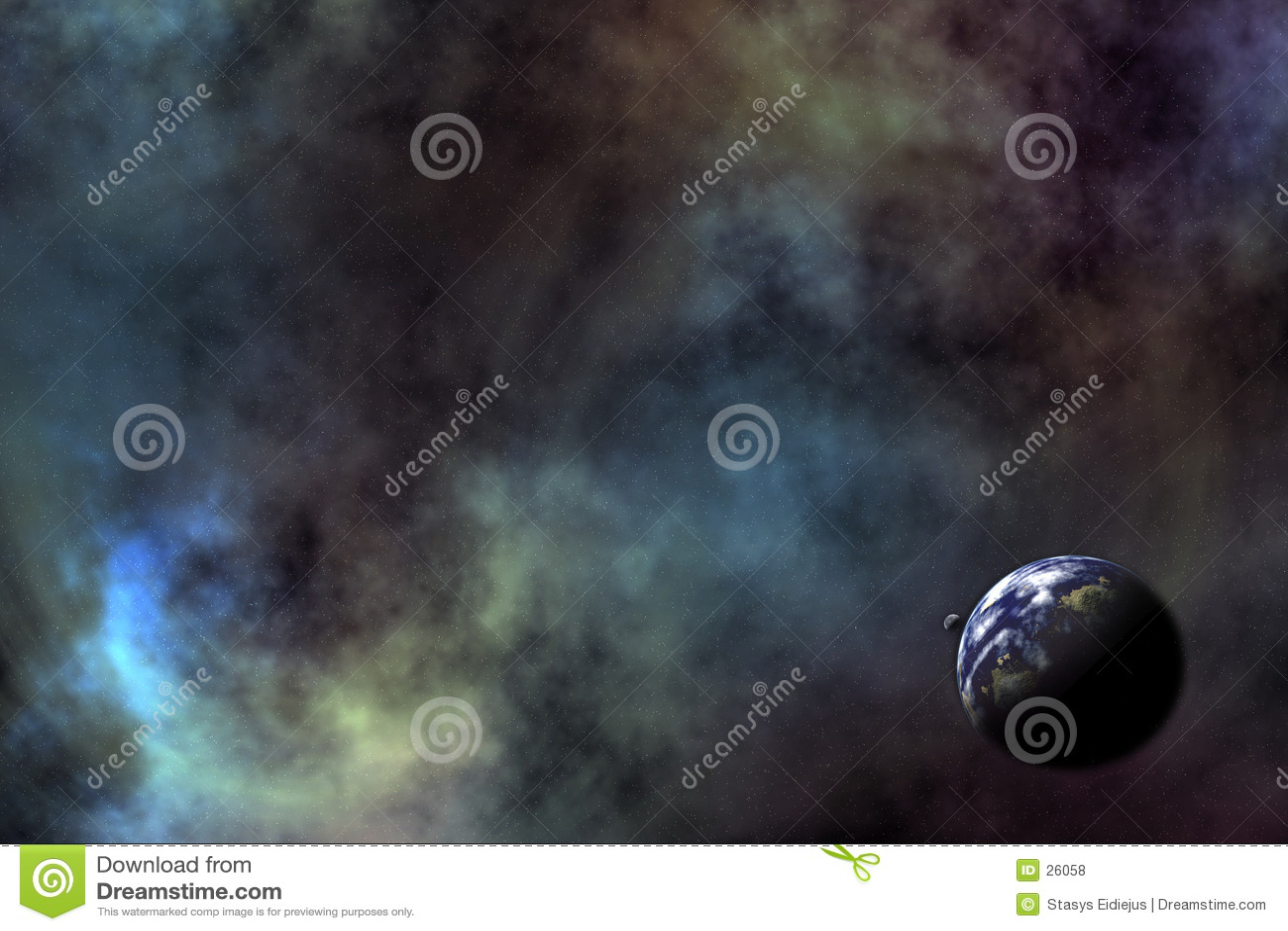Space scenario II