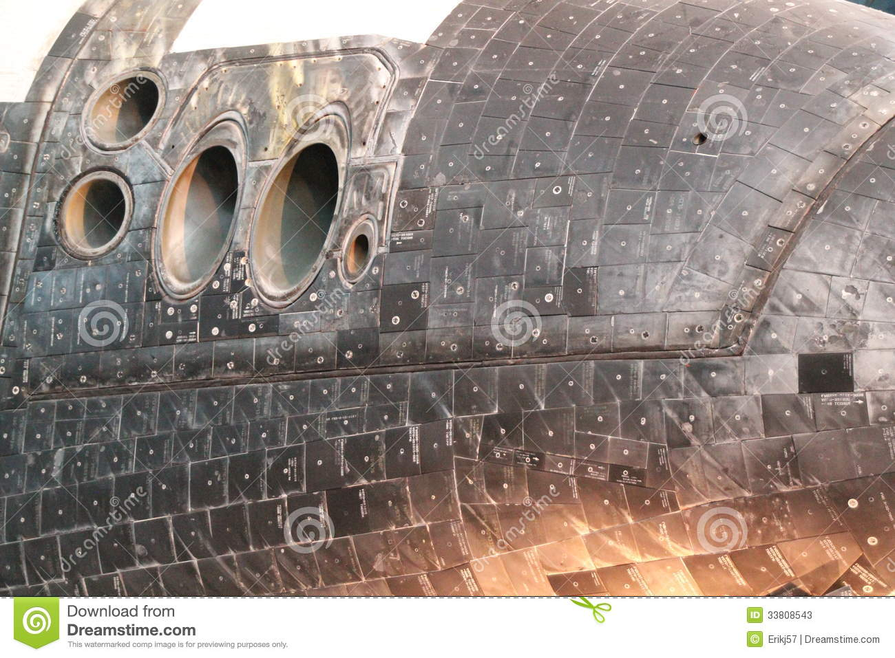 Space Shuttle Discovery Editorial Stock Photo - Image ...