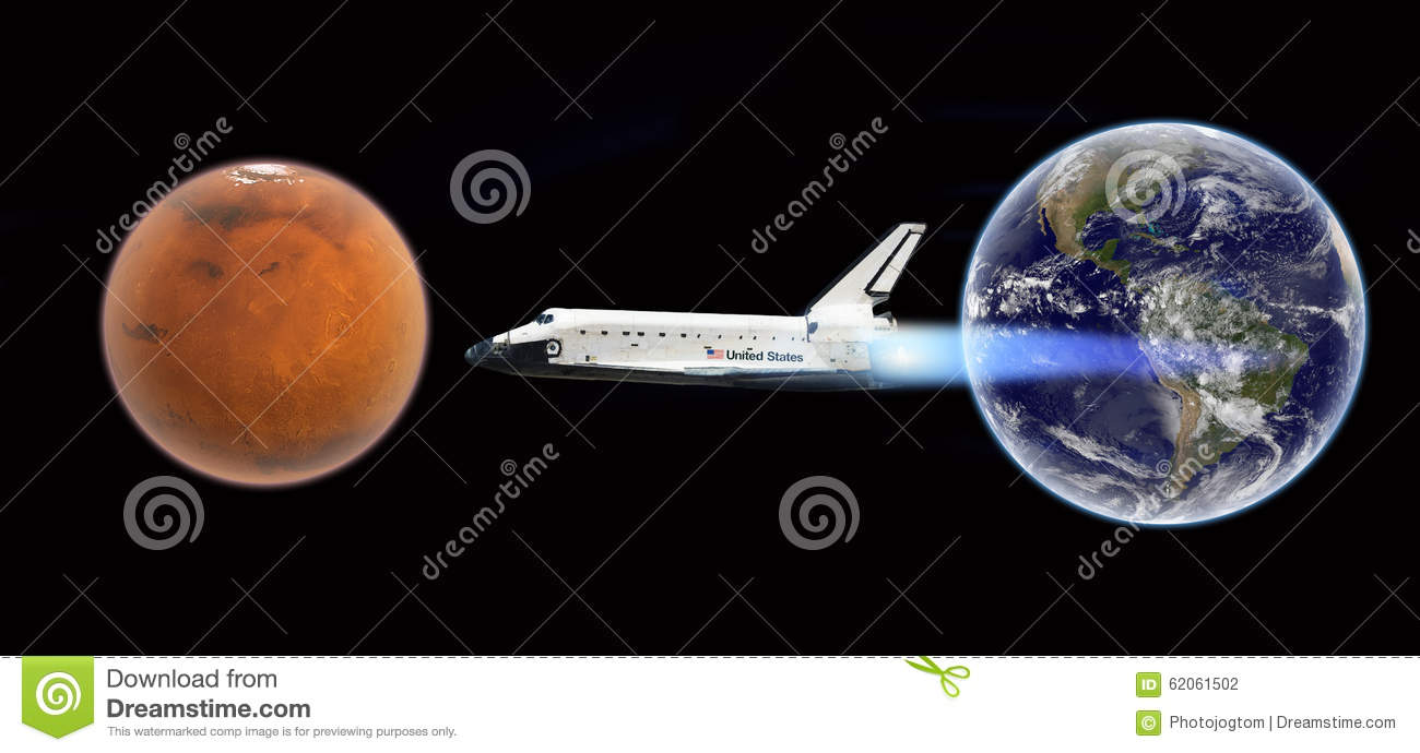 ticket to mars space flight - photo #20