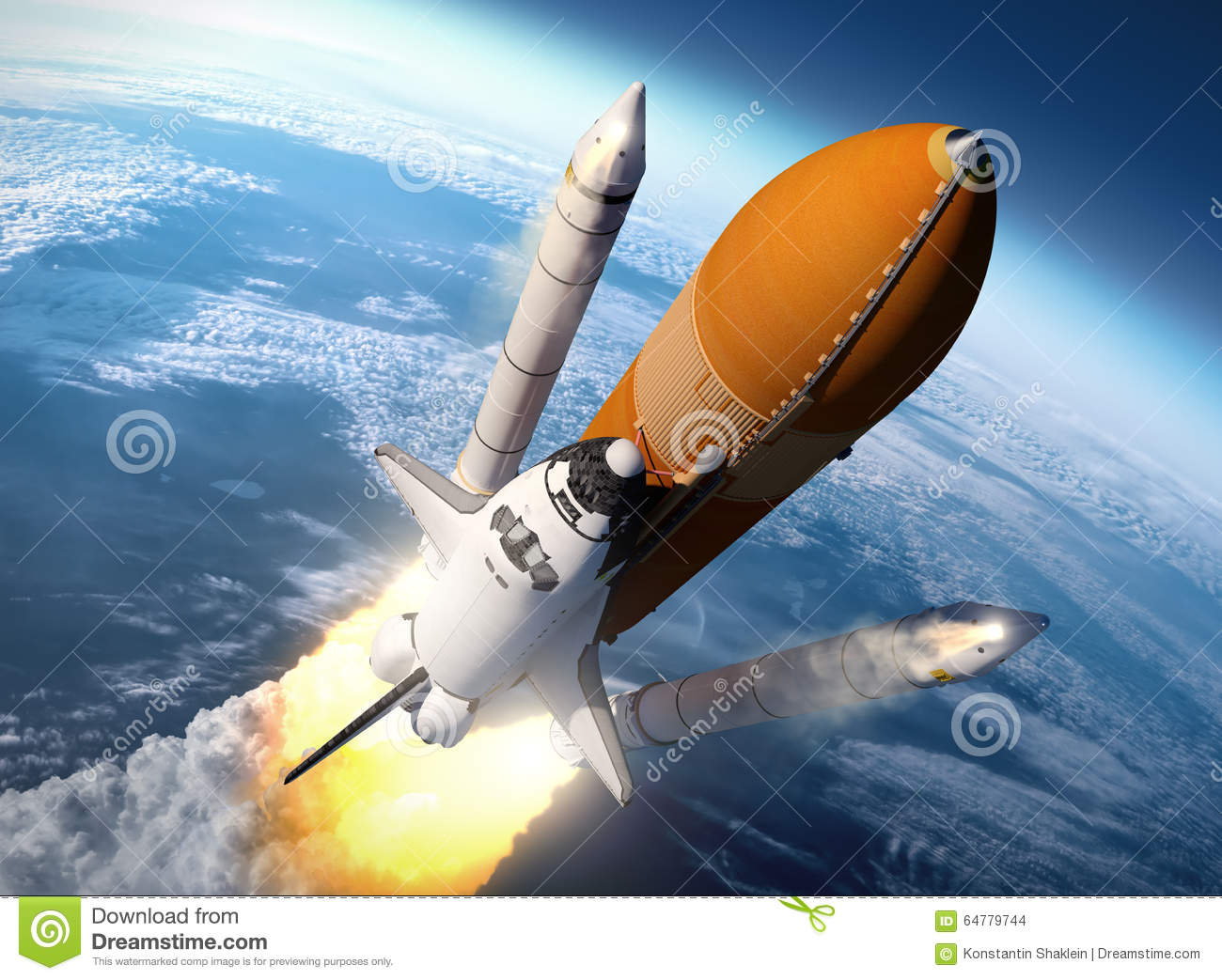 separation space shuttle - photo #9