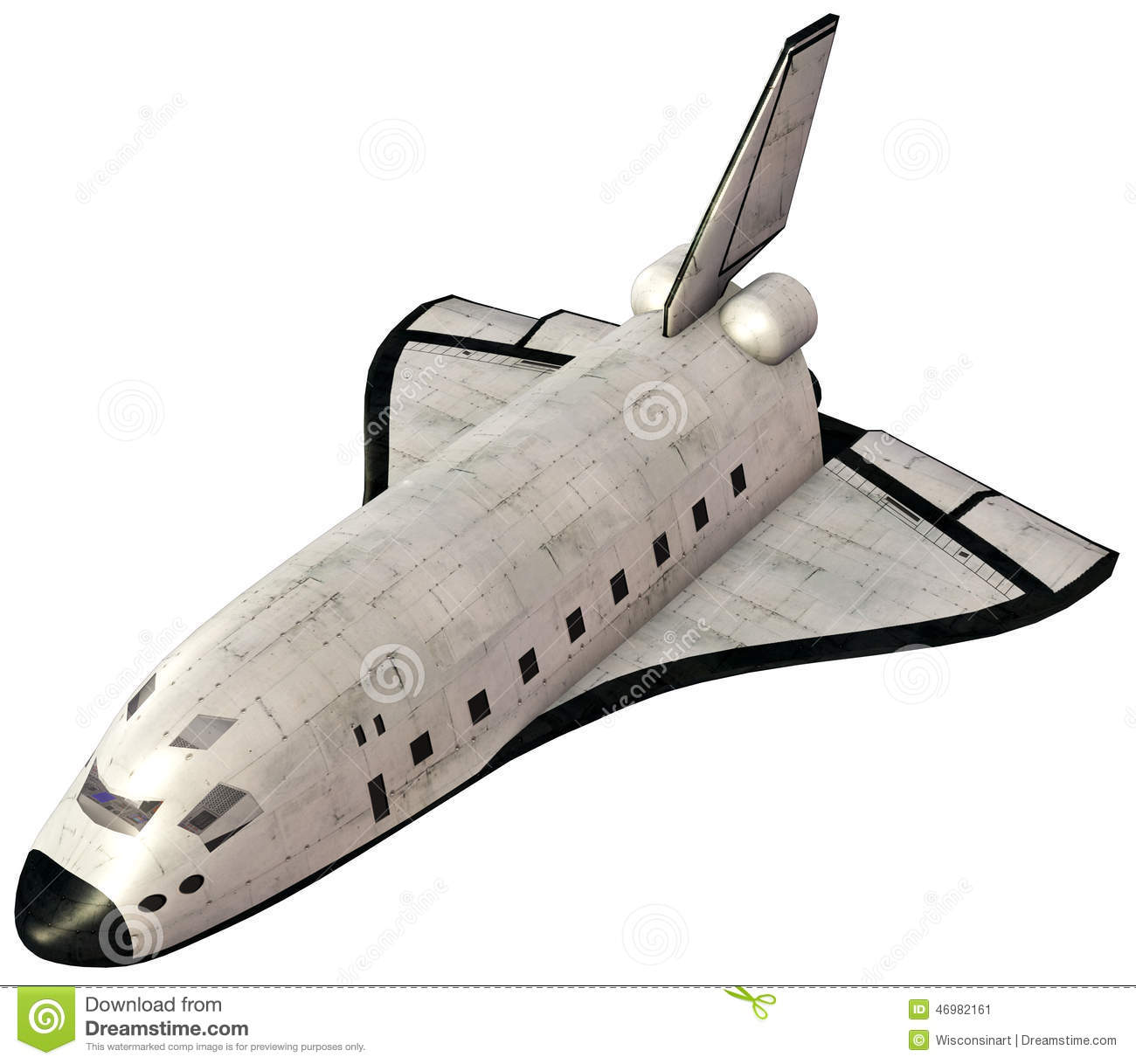 new space shuttle illustration - photo #34