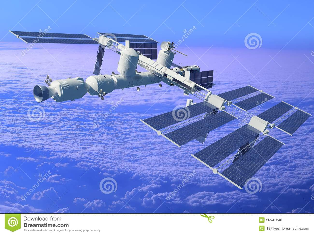 outer space station health - photo #47