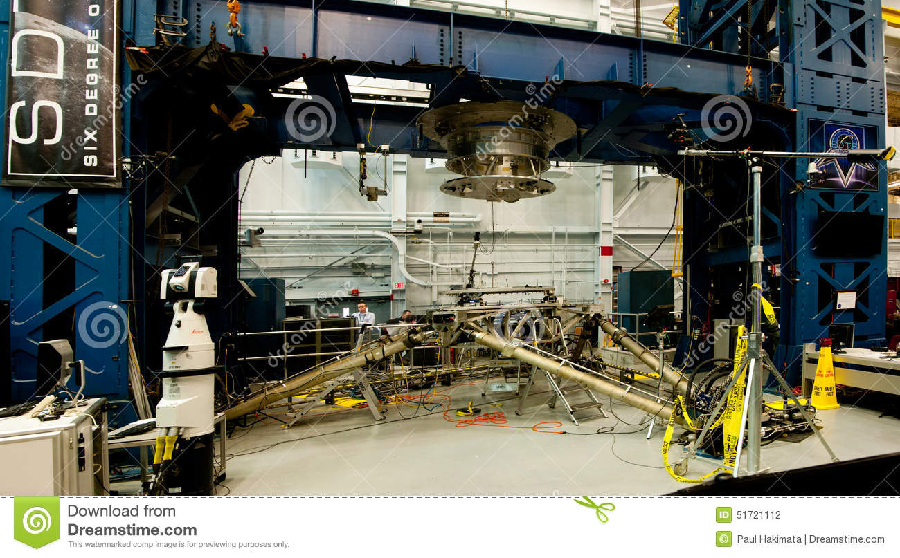 Space station docking machinery editorial photography for Space station usa