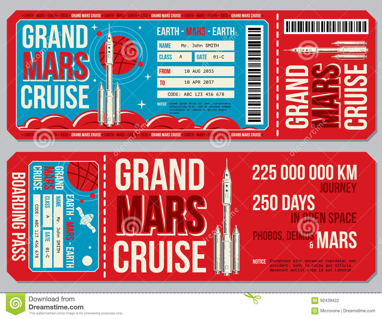 ticket to mars space flight - photo #12