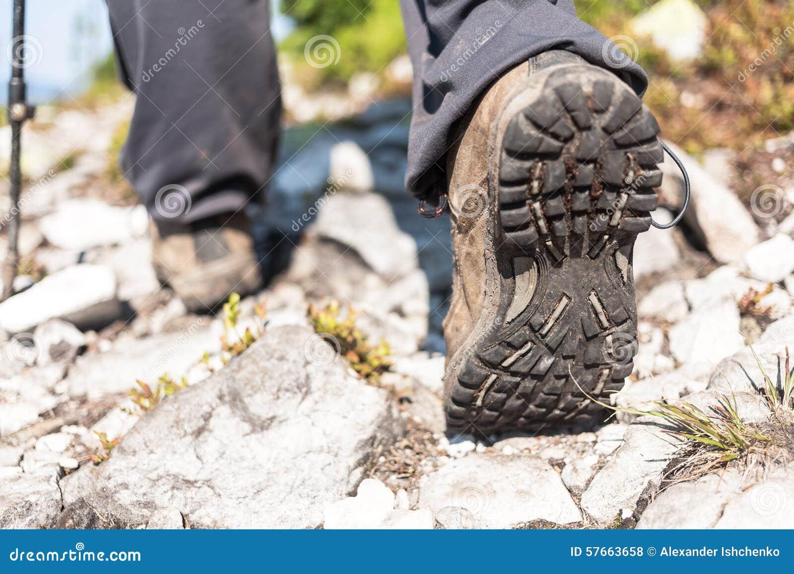 Spacery butów