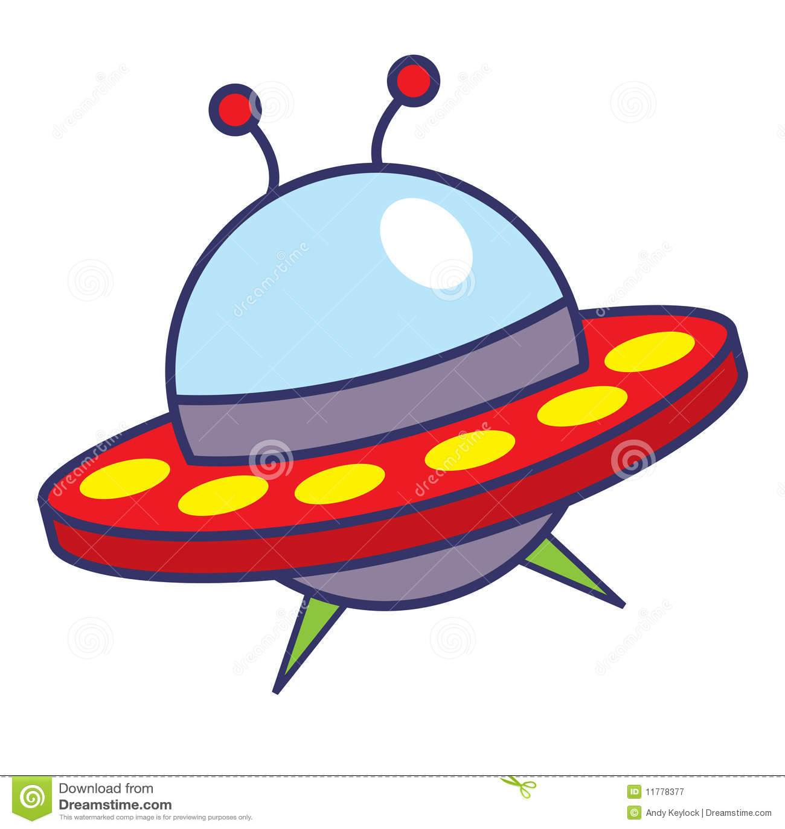 cartoon ufo clipart - photo #24