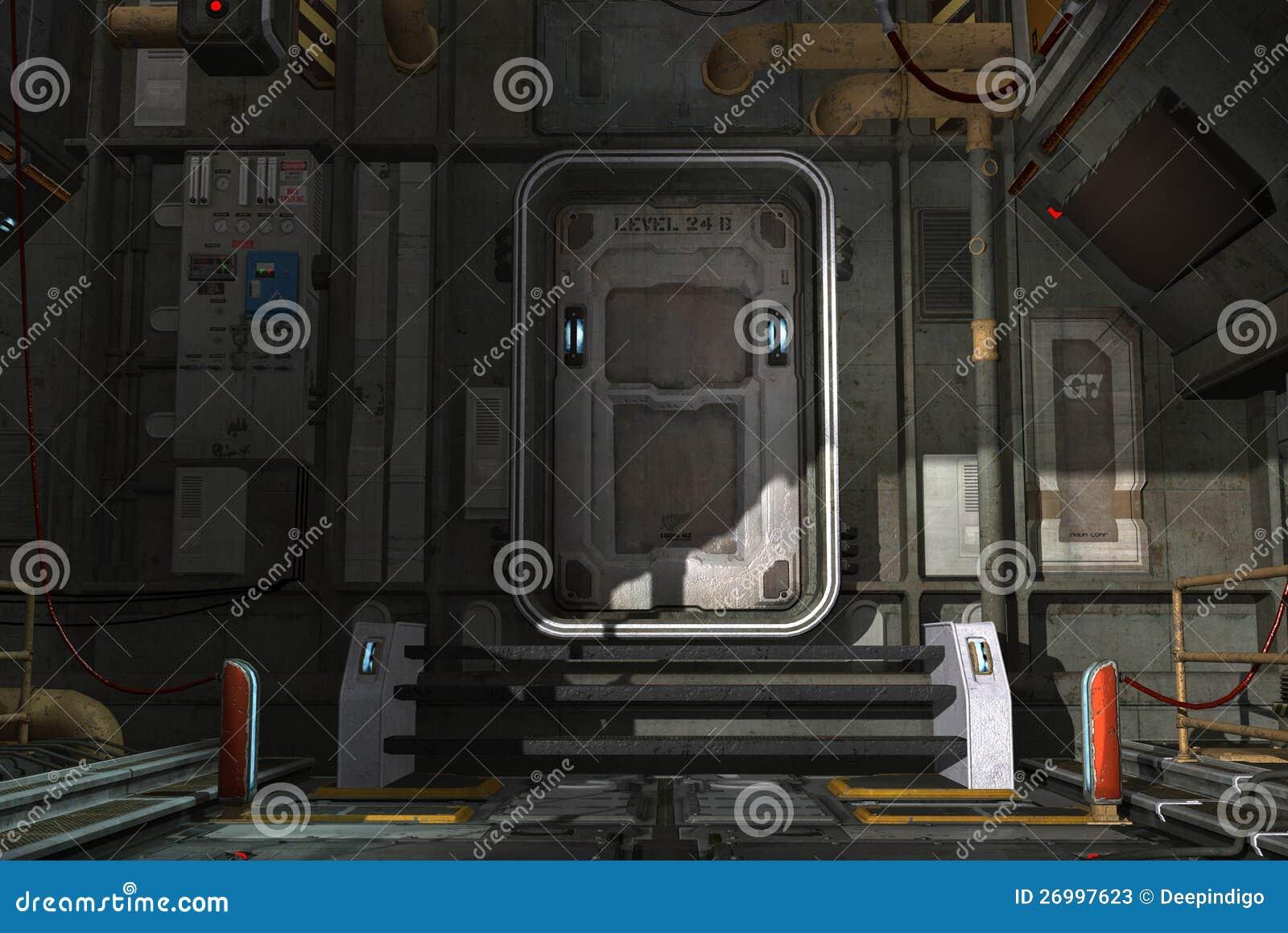 Spaceshiplucka